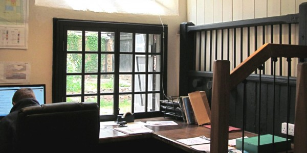 BARN CONVERSION TO OFFICE
