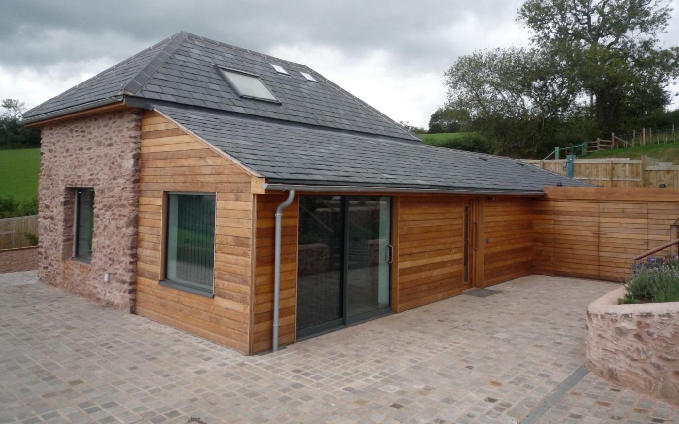 Barn Refurbishment Somerset