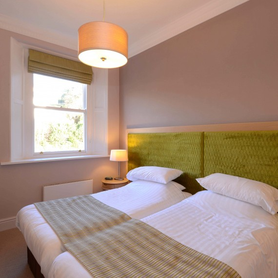 Crescent Club Apartments: Refurbishment Of Holiday Apartments In Torquay