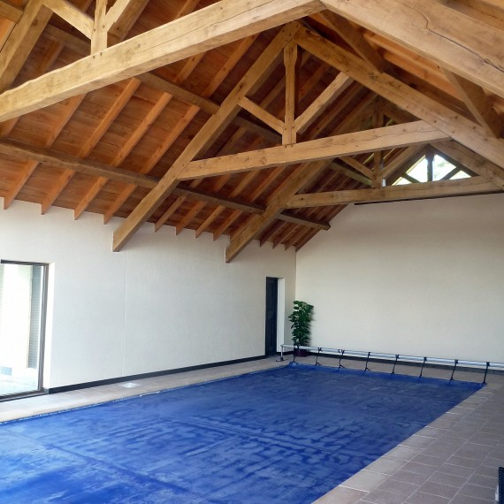 Refurbishment and Swimming Pool Extension: Grade II* Listed Country House