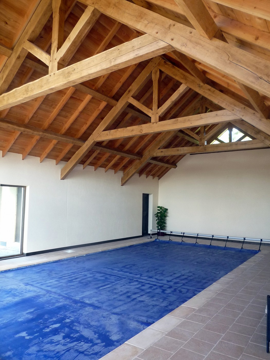 Refurbishment and Swimming Pool Extension: Grade II* Listed ...