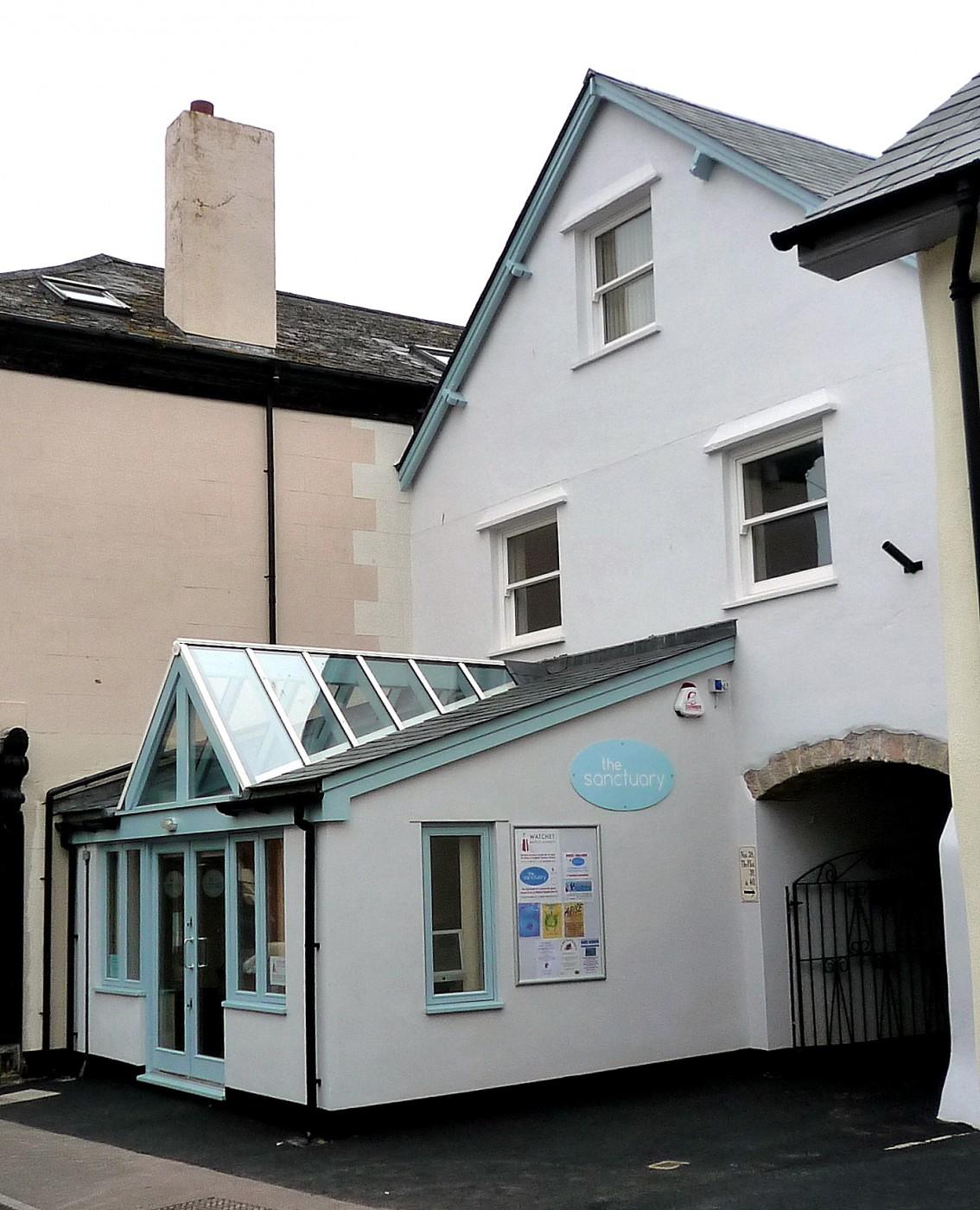 Building Exterior: Refurbishment Of Church Buildings, Watchett