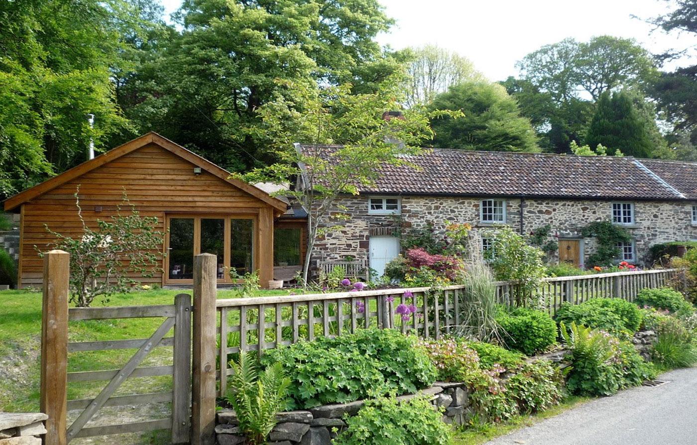 Natural cottage